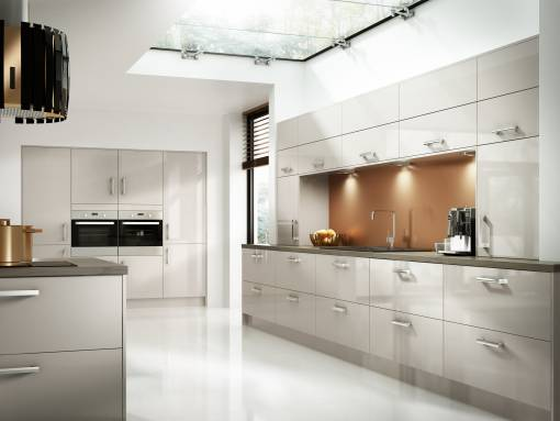 designer gloss cashmere | Factory Kitchens Cheap | Factory ... - photo#19