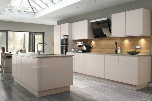 Urban Grey Mist Factory Kitchens Cheap Factory Kitchens