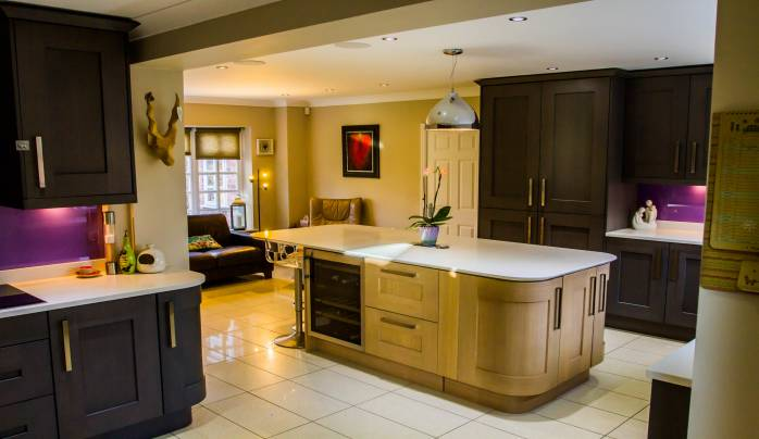 Wonderful Design And Project Management By Amanda And The Team, Kitchen  Looks Gorgeous