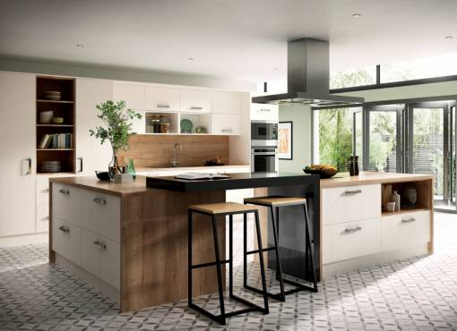 accent natural halifax oak | Factory Kitchens Cheap ...