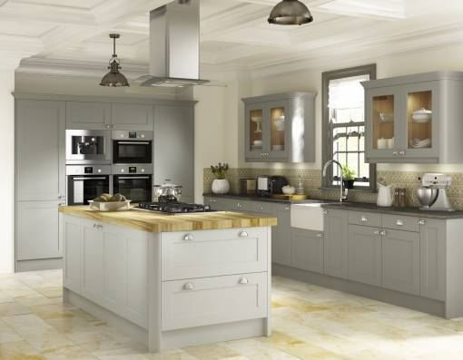 country shaker oak castle grey 24 finishes|Factory ...